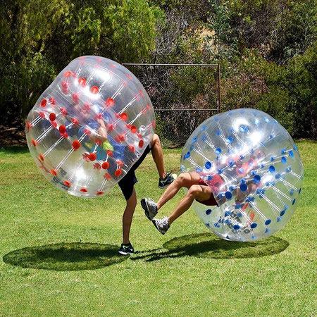 bubble football 1 فوتبال حبابی چیست؟ آموزش بازی فوتبال حبابی