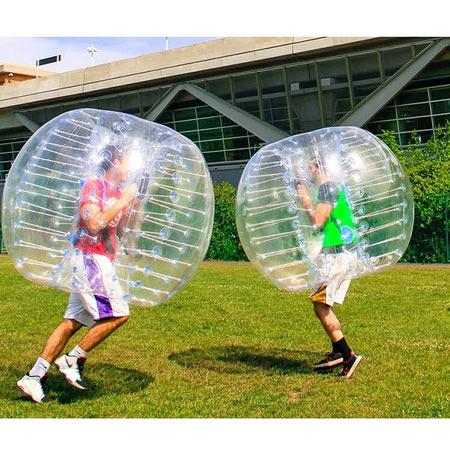 bubble football 4 فوتبال حبابی چیست؟ آموزش بازی فوتبال حبابی