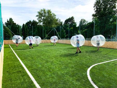 bubble football 5 فوتبال حبابی چیست؟ آموزش بازی فوتبال حبابی