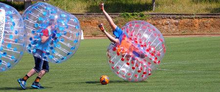 bubble football 7 فوتبال حبابی چیست؟ آموزش بازی فوتبال حبابی