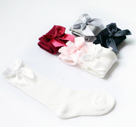 مدل جوراب ساق بلند, جوراب ساق بلند بچگانه