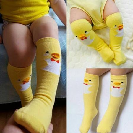 جوراب های ساق بلند جدید,جوراب ساق بلند بچه گانه