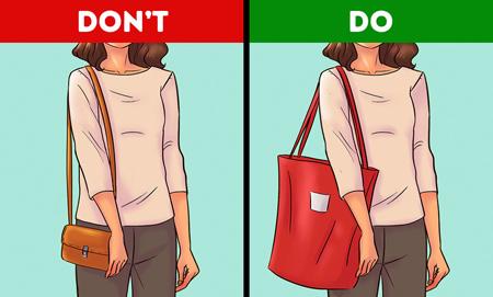 کیف مناسب, مناسب ترین کیف