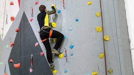 اصطلاحات سنگنوردی در سالن, صخره نوردی داخل سالن, باشگاه سنگنوردی