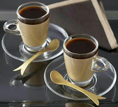 coffee break طرز تهیه دسرخامه قهوه