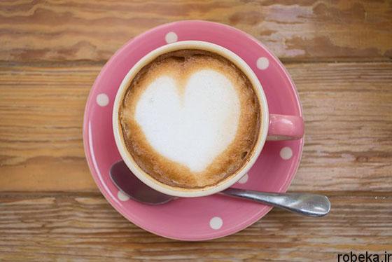 coffee love beautiful cup photos 2 عکس پروفایل فنجان های قهوه تلخ عاشقانه و رمانتیک زیبا
