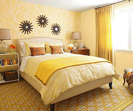 color1 room2 بهترین رنگ اتاق خواب