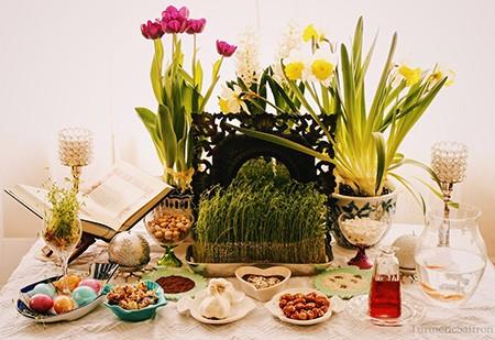 congratulations nowruz02 1 متن تبریک پیشاپیش عید نوروز