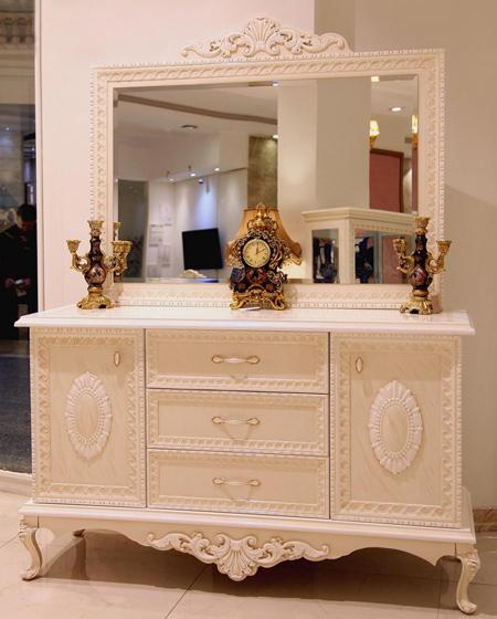 میز و آینه کنسول شیک, جدیدترین طرح های میز کنسول