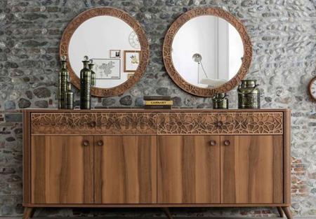 آینه کنسول, جدیدترین مدل آینه کنسول