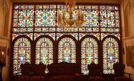 خانه معتمدی کجاست, خانه معتمدی اصفهان, عکس خانه ملاباشی اصفهان