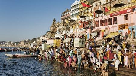 %name آشنایی با شهر بنارس، شهر مقدس هندی ها