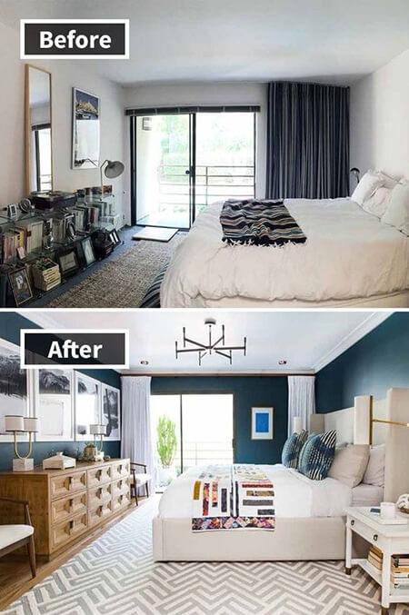 %name ایده هایی برای بازسازی اتاق خواب