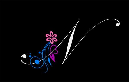 کارت پستال حرف N, عکس های پروفایل حرف N, پوسترهای حرف N