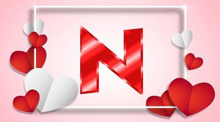 کارت پستال های حرف N, تصویرهای حرف N, عکس های حرف N