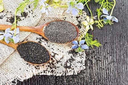 عوارض جانبی روغن سیاه دانه , تاثیر روغن سیاهدانه , کاهش فشار خون با روغن سیاه دانه