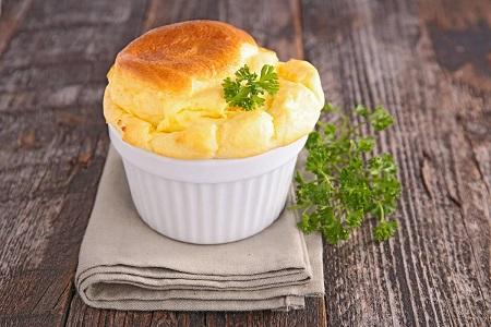 %name دستور تهیه سوفله پنیر فرانسوی خوشمزه