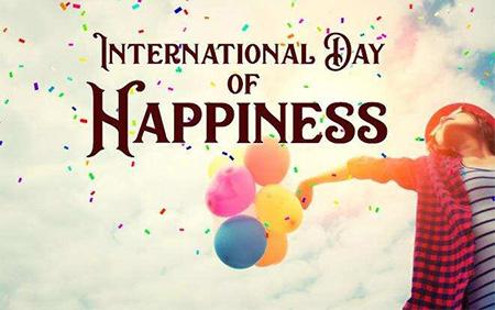 %name روز جهانی شادی چه روزی است؟