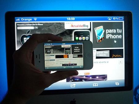 اتصال iPad به تلویزیون, كابل اتصال ایپد به تلويزيون, نحوه اتصال iPad یا iPhone به تلویزیون