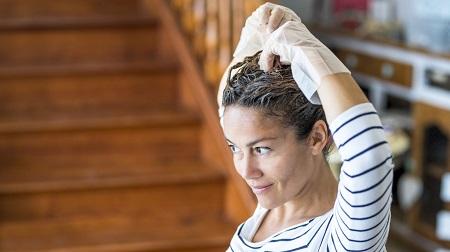 %name روشهای خانگی پاک کردن رنگ مو
