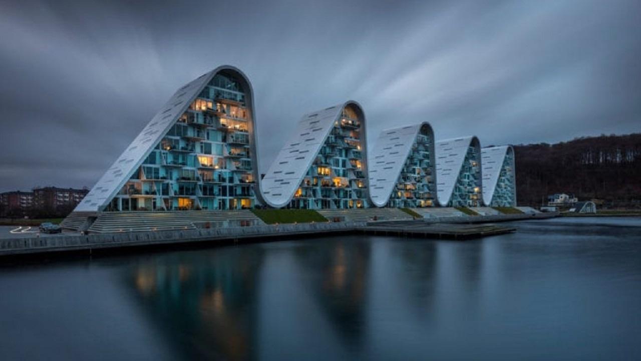 %name ساختمانهای عجیبی که چشمان هر رهگذری را خیره میکنند + تصاویر