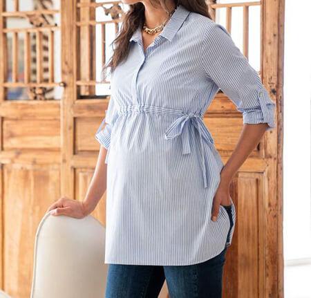 طراحی و دوخت شومیزهای بارداری,مدل لباس بارداری,بلوز و شومیز بارداری