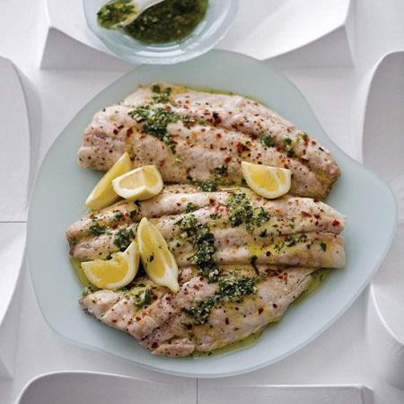%name طرز تهیه انواع غذاهای رژیمی با ماهی