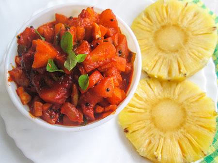 %name طرز تهیه ترشی آناناس خوشمزه و بی نظیر