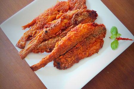 طرز تهیه ماهی حسون در فر, کتلت ماهی حسون, ماهی حسون