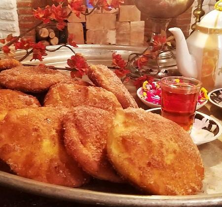 طرز تهیه نان اردک بدون خمیر مایه, طرز تهیه نان اردک, طرز تهیه نان اردک سنتی