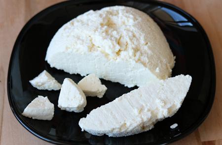 %name طرز تهیه پنیر کوتاژ