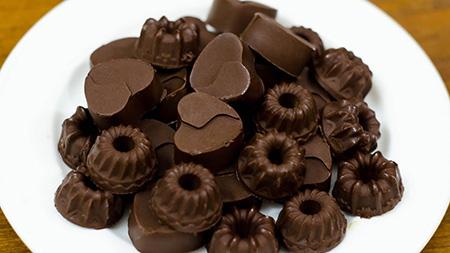 روش تهیه شکلات خانگی, طرز تهیه شکلات صبحانه, طرز تهیه کاکائو شیرین