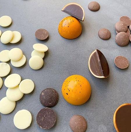 طرز تهیه کاکائو مجلسی, کاکائو یا شکلات خانگی, طرز تهیه شکلات تخته ای
