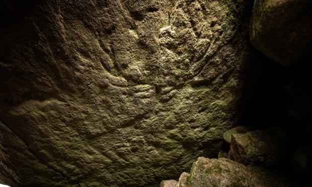 %name کشف سنگنگارههای چندهزارساله در اسکاتلند