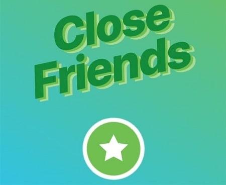 %name کلوز فرند در اینستاگرام چیست؟ نحوه ی کار با Close Friends