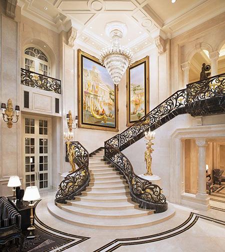 design2 duplex3 stairs10 مدل های پله دوبلکس
