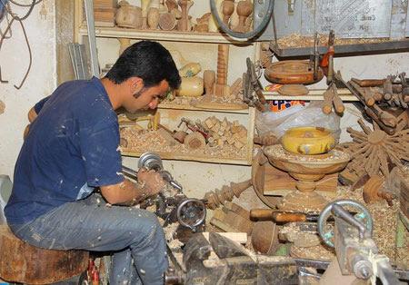 dezful handicrafts 2 آشنایی با صنایع دستی دزفول