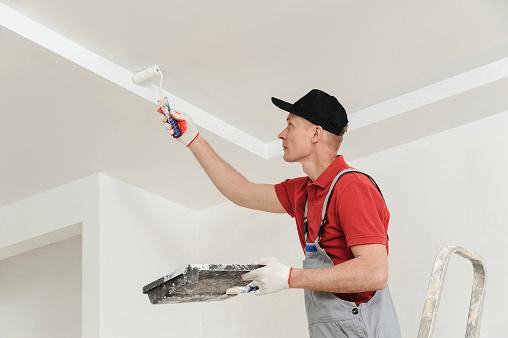 e569hfgnbgdhjgh76rr797867nj ایده هایی برای رنگ آمیزی سقف خانه