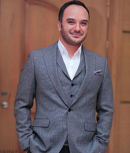 ehsan karami actor22 بیوگرافی احسان کرمی + عکس های همسرش
