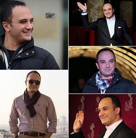 ehsan karami actor23 بیوگرافی احسان کرمی + عکس های همسرش