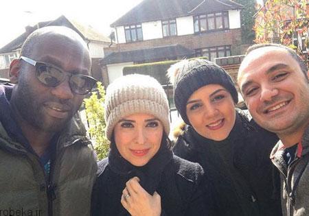 ehsan karami actor31 بیوگرافی احسان کرمی + عکس های همسرش