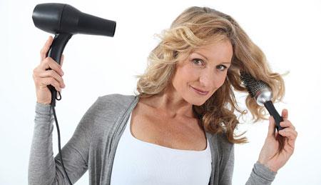 eight fattening causes 4 هشت دلیل چرب شدن موها چیست؟