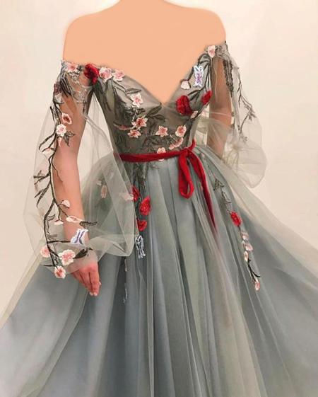 engagement4 dresses13 ژورنال لباس نامزدی