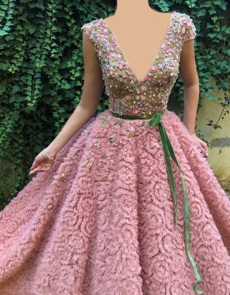 engagement4 dresses16 ژورنال لباس نامزدی