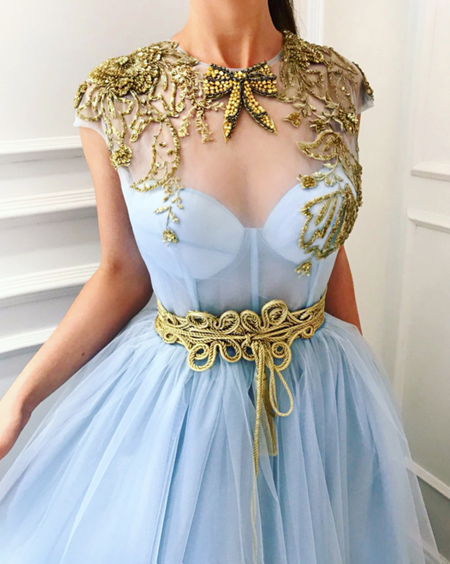 engagement4 dresses17 ژورنال لباس نامزدی