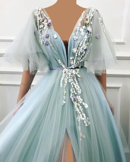 engagement4 dresses21 ژورنال لباس نامزدی