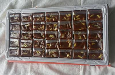 eris1 cacao preparation1 طرز تهیه اریس کاکائویی کشی
