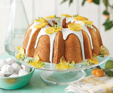 کیک عصرانه خوشمزه, دستور کیک عصرانه مغزدار, تهیه انواع کیک عصرانه
