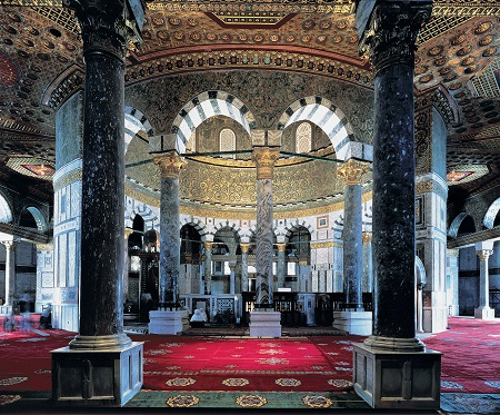 farooq mosque 06 آشنایی با مسجد الفاروق زیباترین مسجد جهان اسلام