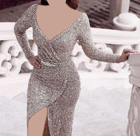 مدل لباس مجلسی, مدل لباس مجلسی لمه